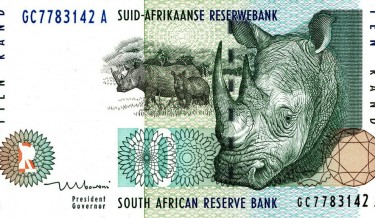 South-Africa-rand
