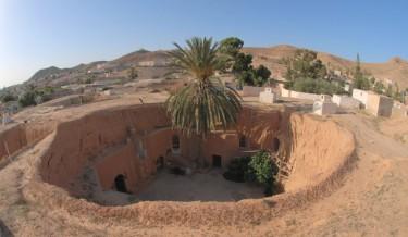 tunisia troglodyte caves