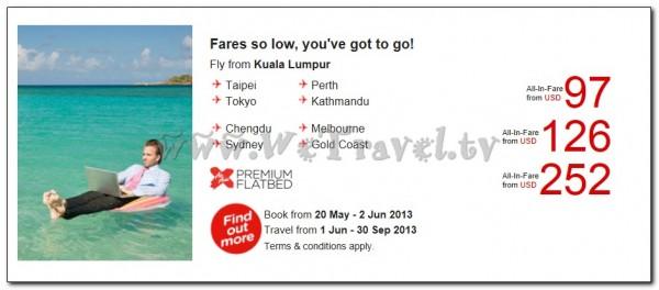 AirAsia to Australia
