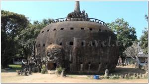 Buddha Park, Wat Xiengkhuan, Vientiane, Laos 010