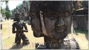 Buddha Park, Wat Xiengkhuan, Vientiane, Laos 025