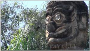 Buddha Park, Wat Xiengkhuan, Vientiane, Laos 031