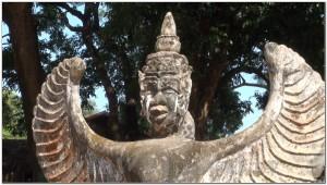 Buddha Park, Wat Xiengkhuan, Vientiane, Laos 040