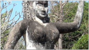 Buddha Park, Wat Xiengkhuan, Vientiane, Laos 048