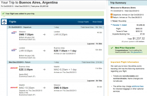 Booking Flights Moscow Buenos-Aires Expedia 04. 07. 2013 000b