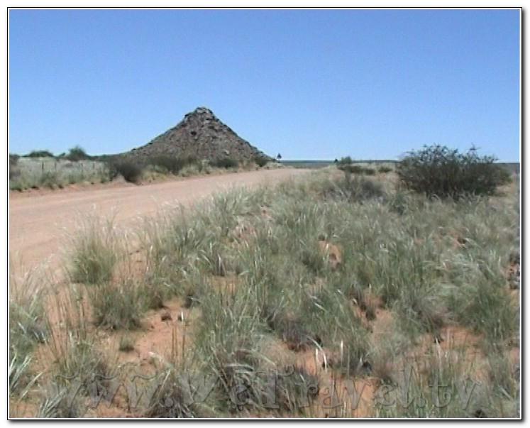 Kalahari Desert Botswana Namibia Не ходите, дети, в Африку гулять