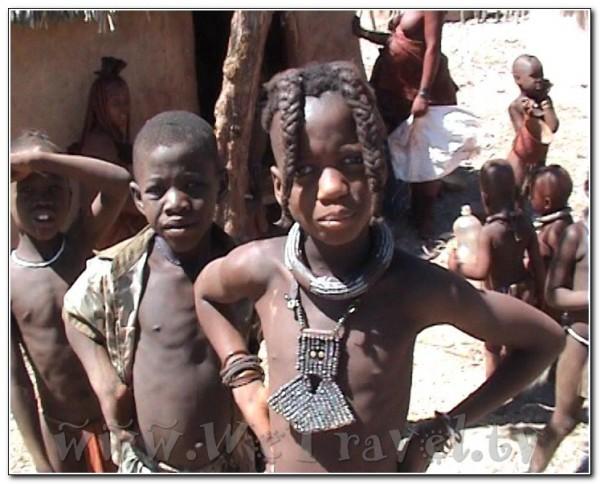 Namibia Himba 036
