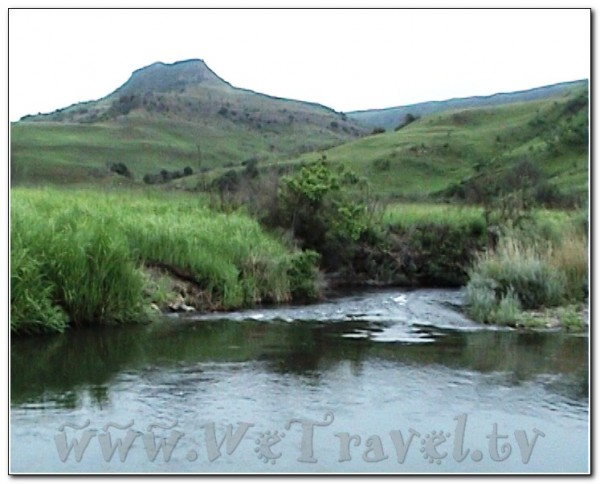 Republic of South Africa Drakensberg 006