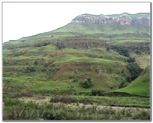 Republic of South Africa Drakensberg 016