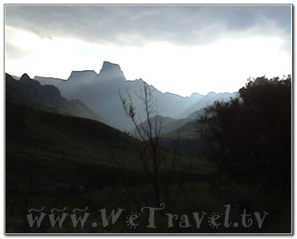 Republic of South Africa Drakensberg 018