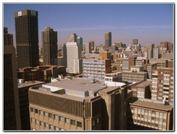 Republic of South Africa Johannesburg 010