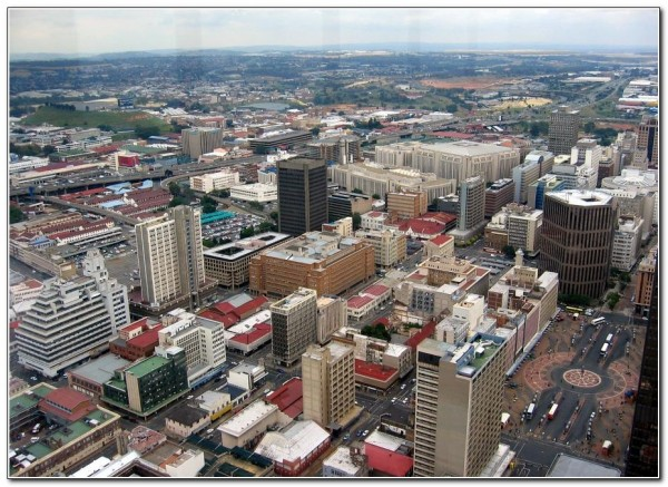 Republic of South Africa Johannesburg 011