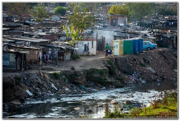 Slum South Africa