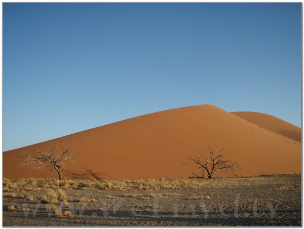 Sossusvlei Sesriem Namibia