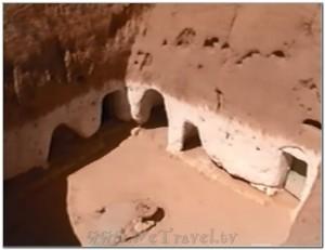Tunisia Berber Troglodyte 004