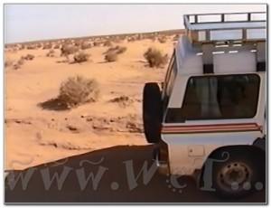Tunisia Sousse Troglodyte Jeep Sahara 005