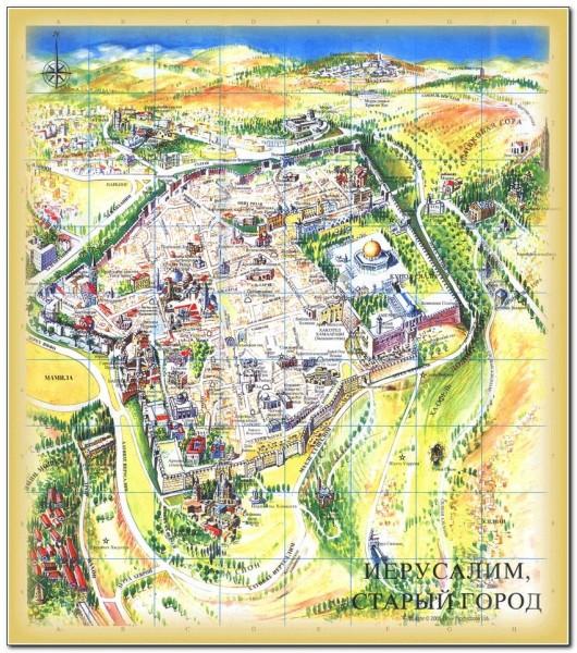 Jerusalem map 02
