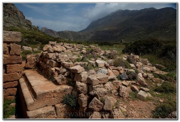 Ancient Phalasarna, Crete