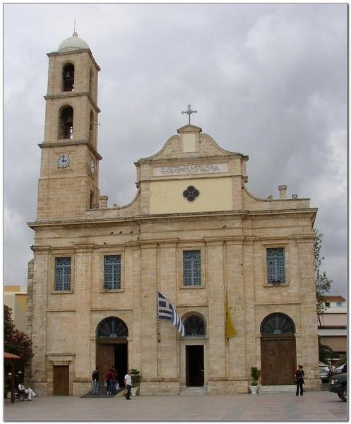 Byzantinische Kirche in Chaniá