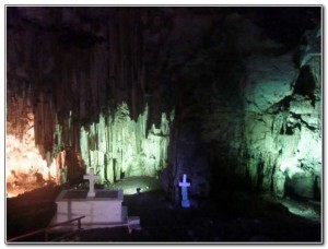 Melidoni Cave 101