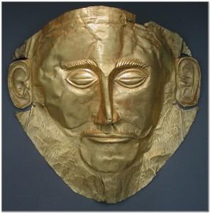 Minoan civilization 08 Maske Agamemnon