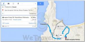 Route Crete Santorini 002