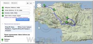 Route Crete Santorini 014
