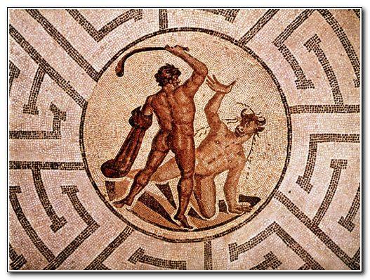 Theseus_Minotaur_Mosaic