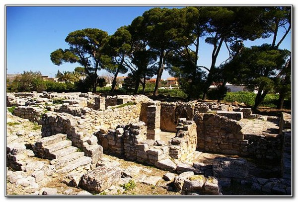 Tylissos archaeological site