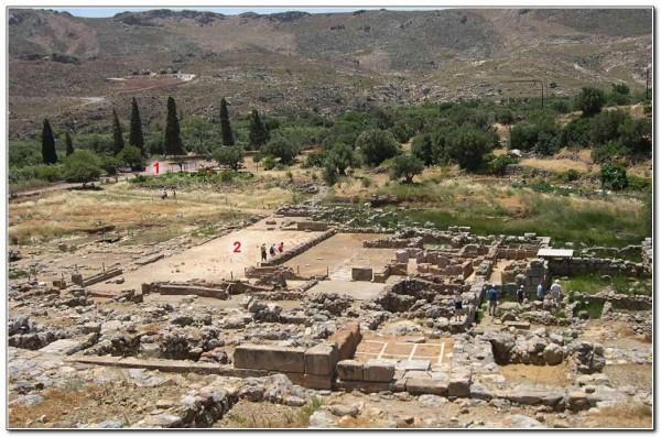 Zakros Palace