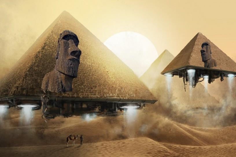 Moai Pyramid