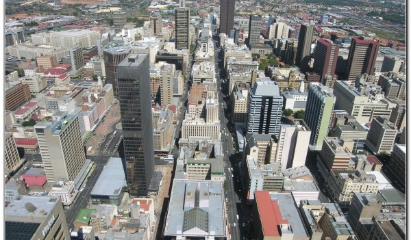 Republic of South Africa Johannesburg 008