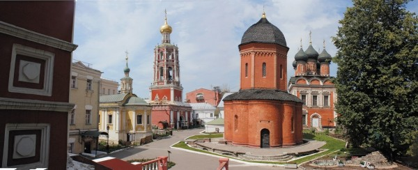 Andronikov Monastery 2