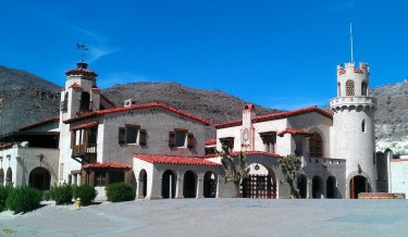 Scotty's Castle 1