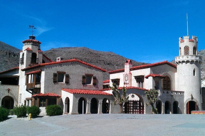 Scotty's Castle 1