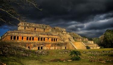 Maya, Chichen Itza, Yucatan, Mexico 07
