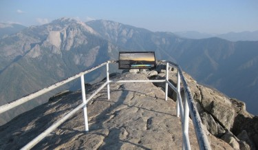Moro Rock, Sequoia NP, USA 2