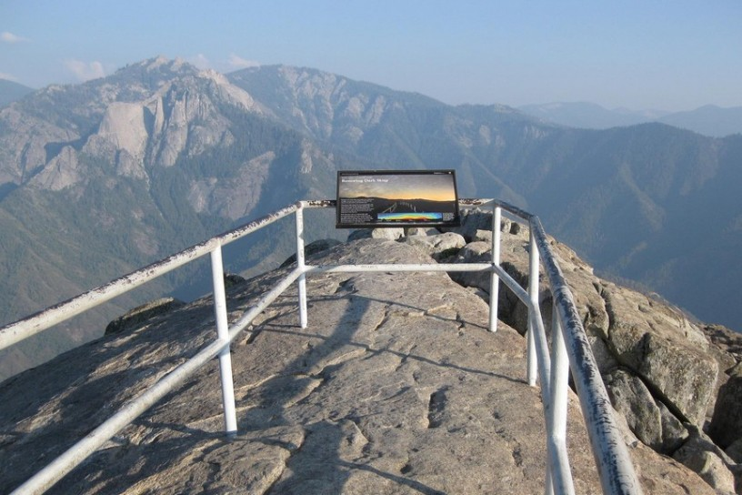 Moro Rock, Sequoia NP, USA 2