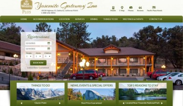 Best Western Yosemite Gateway Inn 0
