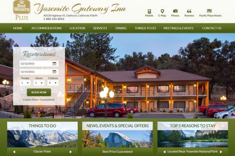 Best Western Yosemite Gateway Inn 0