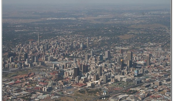Republic of South Africa Johannesburg 003