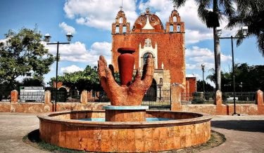 Ticul, Ruta Puuk, Yucatán, Mexico 7