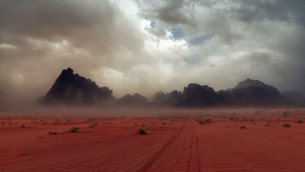 Arabian Desert 2