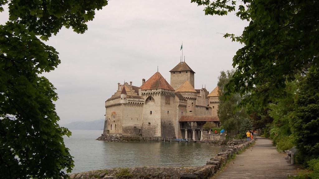 Château de Chillon 1