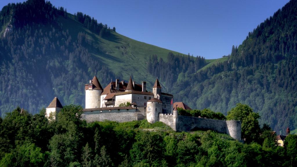 Château de Gruyères 4