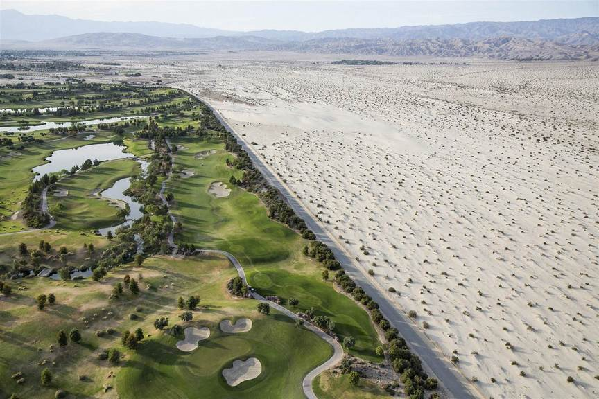 Palm Springs desert 1