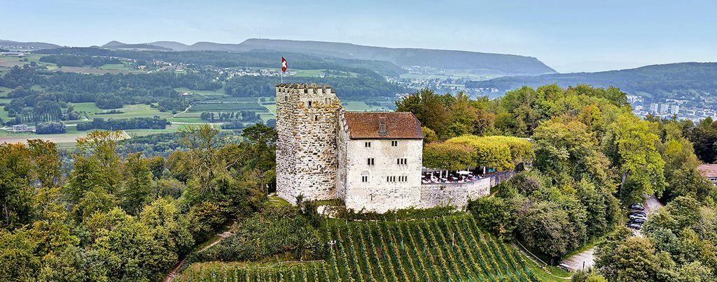 Schloss Habsburg 1