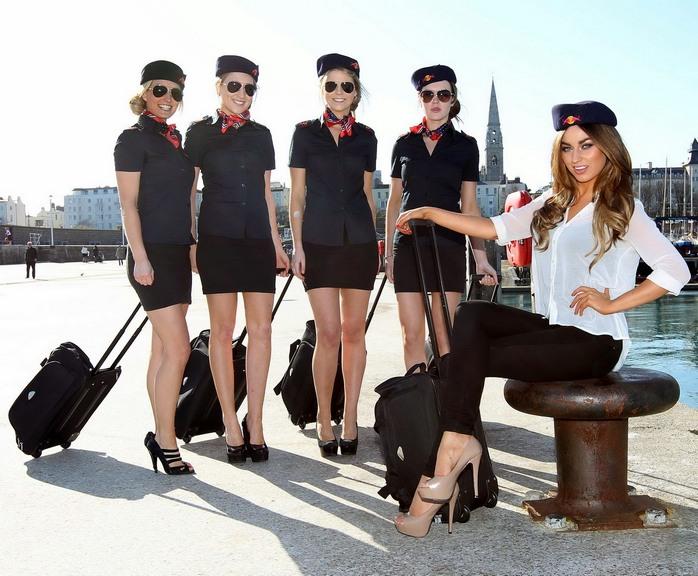 stewardess 6