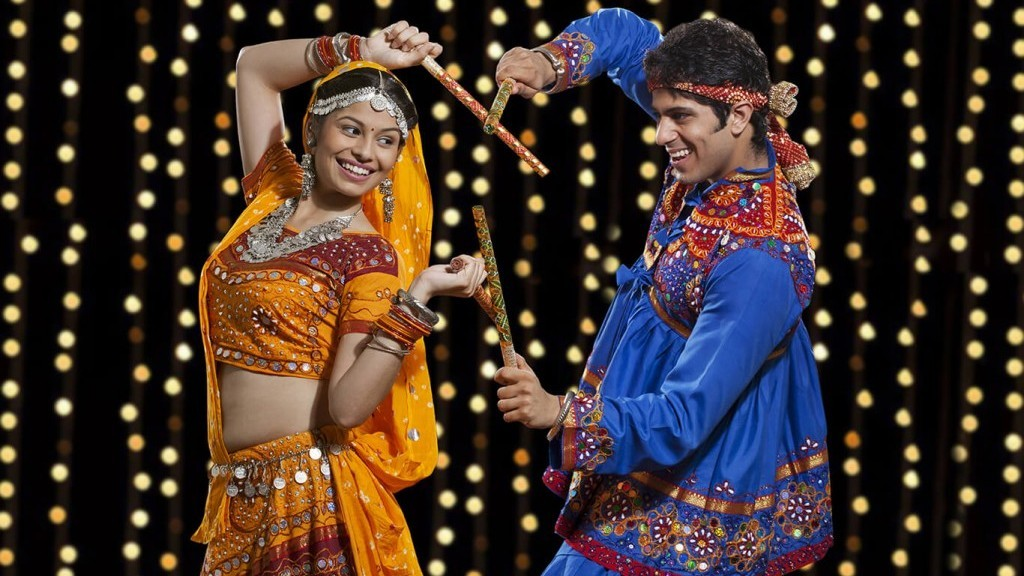 Navratri and Garba in Moscow 20