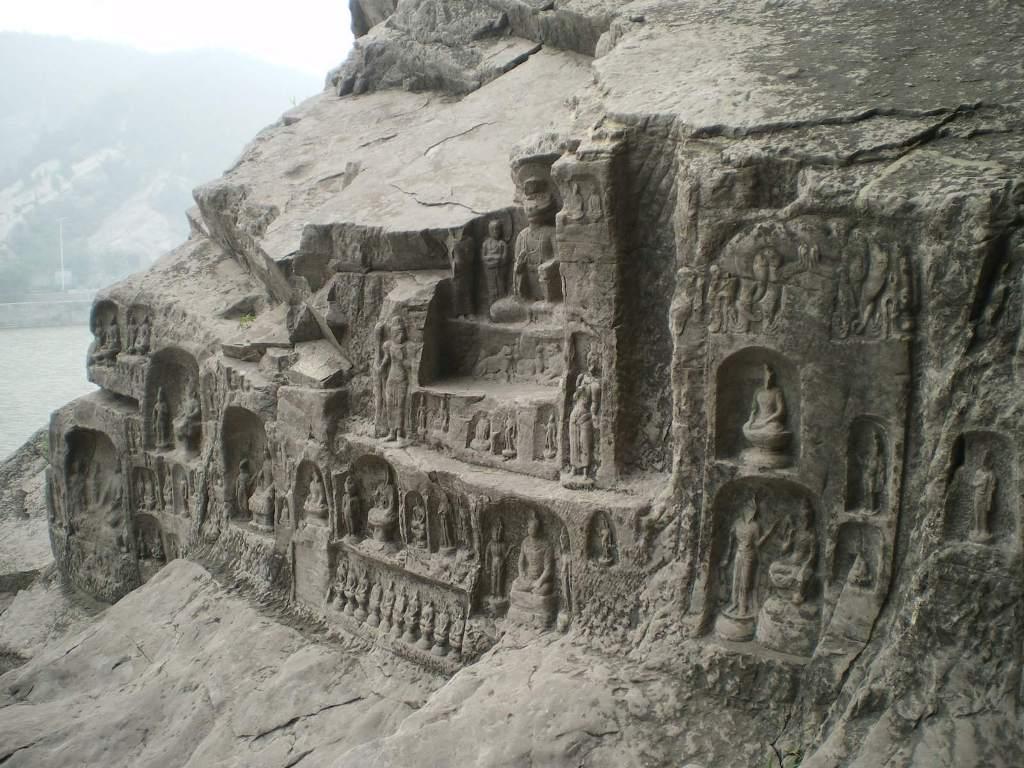 Datong, Yungang Grottoes